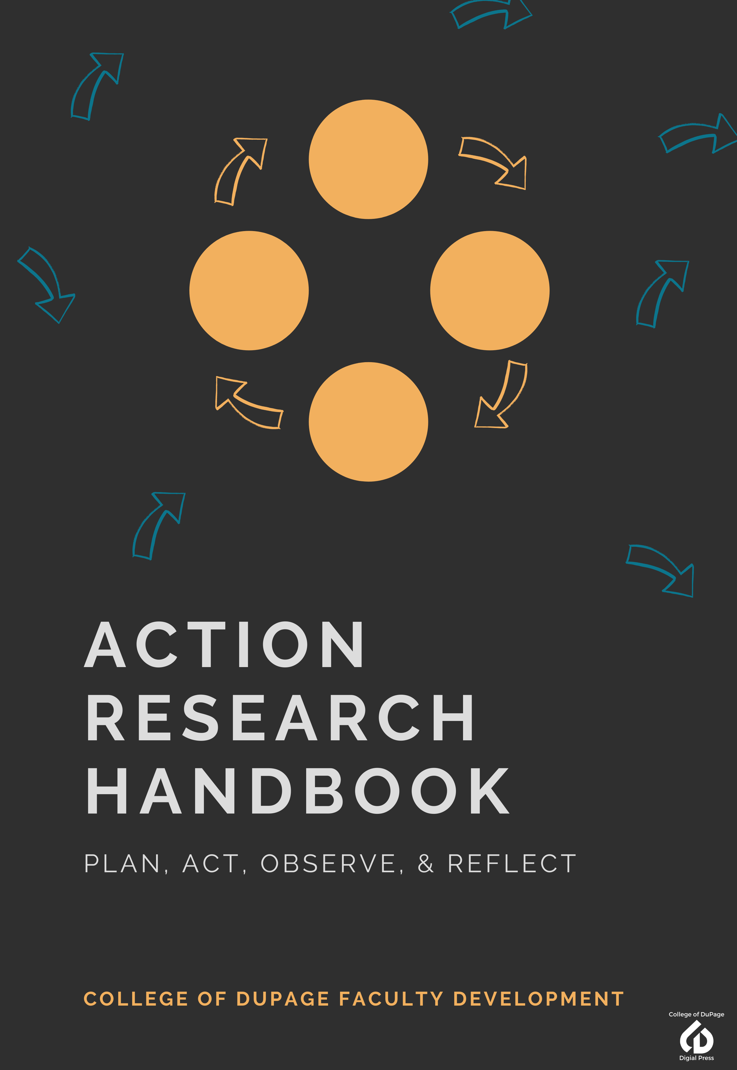 Cover image for Action Research Handbook