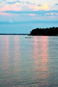 Photo of Otter Tail Lake, Minnesota.