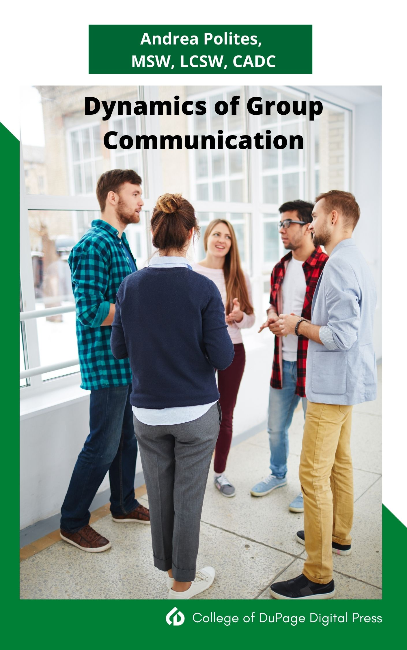 Cover image for Dynamics of Group Communication
